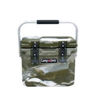Camp-Zero 10 Premium Cooler in Camo Swirl
